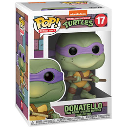 FUNKO POP NINJA TURTLES DONATELLO