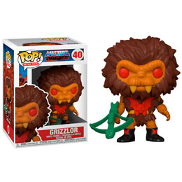 FUNKO POP MASTERS OF THE UNIVERSE GRIZZLOR