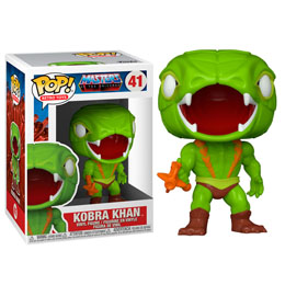 MASTERS OF THE UNIVERSE FUNKO POP! FIGURINE KOBRA KHAN
