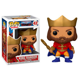 MASTERS OF THE UNIVERSE FUNKO POP! FIGURINE KING RANDOR