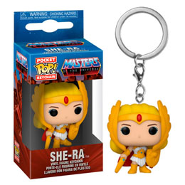 PORTE CLE FUNKO POCKET POP SHE-RA / MASTERS OF THE UNIVERSE