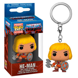 PORTE CLE FUNKO POCKET POP HE-MAN / MASTERS OF THE UNIVERSE