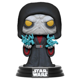 STAR WARS EPISODE IX FUNKO POP! REVITALIZED PALPATINE