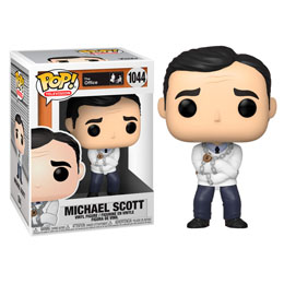 THE OFFICE US FUNKO POP! STRAITJACKET MICHAEL