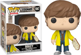 FUNKO POP THE GOONIES FIGURINE MIKEY WITH MAP