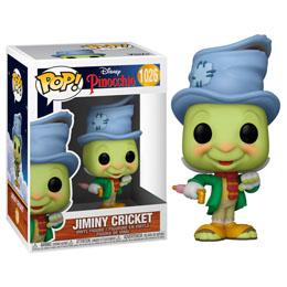 PINOCCHIO 80TH ANNIVERSARY FUNKO POP! DISNEY FIGURINE STREET JIMINY