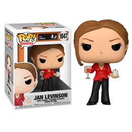 THE OFFICE US FUNKO POP! JAN WITH WINE & CANDLE