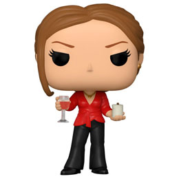 Photo du produit THE OFFICE US FUNKO POP! JAN WITH WINE & CANDLE  Photo 1