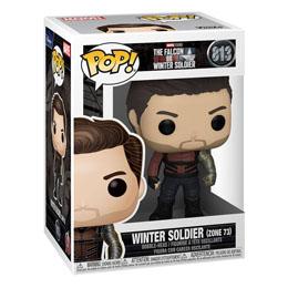 Photo du produit Funko POP Marvel The Falcon & Winter Soldier - Winter Soldier Zone 73 Photo 1