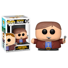 SOUTH PARK FUNKO POP! FAITH +1 CARTMAN
