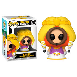 SOUTH PARK FUNKO POP! PRINCESS KENNY