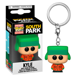 PORTE-CLÉ POCKET POP SOUTH PARK KYLE
