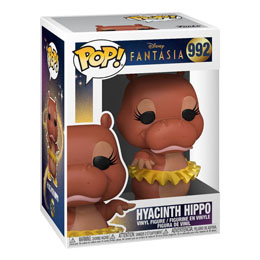 Photo du produit FANTASIA 80TH ANNIVERSARY POP! DISNEY FIGURINE HYACINNTH HIPPO Photo 1