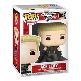 FIGURINE FUNKO POP STARSHIP TROOPERS ACE LEVY