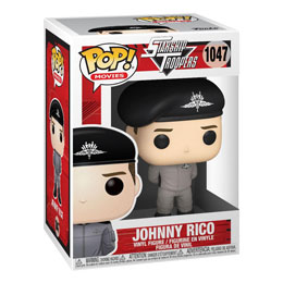 FIGURINE FUNKO POP STARSHIP TROOPERS RICO IN JUMPSUIT