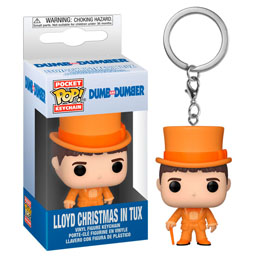 POCKET POP DUMB AND DUMBER LLOYD CHRISTMAS IN TUX