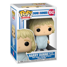 FUNKO POP DUMB AND DUMBER HARRY DUNNE GETTING A HAIRCUT