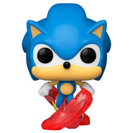 FUNKO POP SONIC 30TH ANNIVERSARY RUNNING SONIC