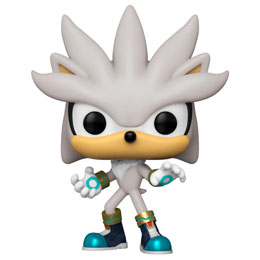 FUNKO POP SONIC 30TH ANNIVERSARY SILVER THE HEDGEHOG