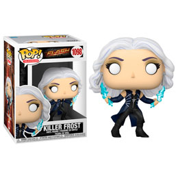 THE FLASH FIGURINE POP! HEROES VINYL KILLER FROST 9 CM