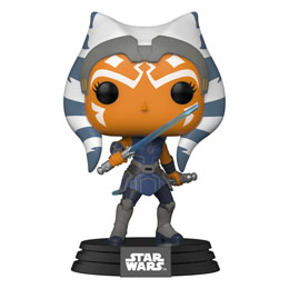 STAR WARS CLONE WARS POP! STAR WARS AHSOKA 9 CM