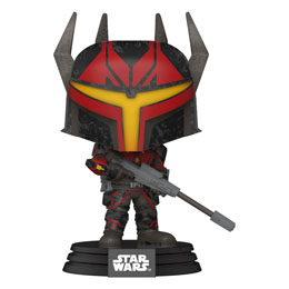 STAR WARS CLONE WARS POP! STAR WARS DARTH MAUL'S CAPTAIN