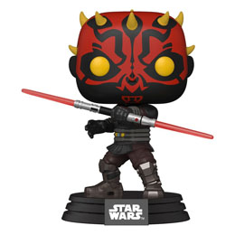 STAR WARS CLONE WARS POP! STAR WARS DARTH MAUL