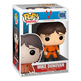 SERIE V FIGURINE FUNKO POP MIKE DONOVAN