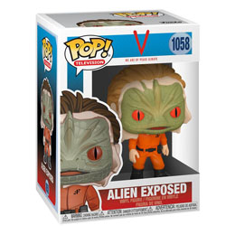 SERIE V FIGURINE FUNKO POP EXPOSED ALIEN