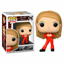 BRITNEY SPEARS FUNKO POP! ROCKS CATSUIT BRITNEY