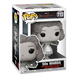 FUNKO POP MARVEL WANDAVISION WANDA 50S