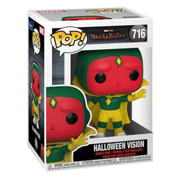 Photo du produit FUNKO POP MARVEL WANDAVISION HALLOWEEN Photo 1