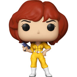 FUNKO POP NINJA TURTLES SPECIALTY SERIES APRIL O'NEIL