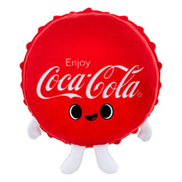 PELUCHE COKE COCA COLA BOTTLE CAP