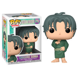 FUNKO POP FRUITS BASKET SHIGURE SOHMA