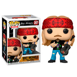 BRET MICHAELS FUNKO POP! ROCKS BRET MICHAELS