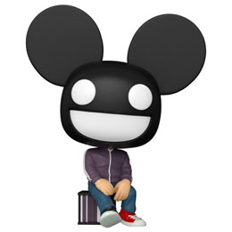 DEADMAU5 FUNKO POP! ROCKS FIGURINE DEADMAU5