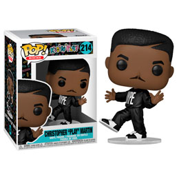 KID 'N PLAY POP! ROCKS VINYL FIGURINE PLAY