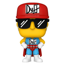 FIGURINE SIMPSONS FUNKO POP! DUFFMAN  9 CM