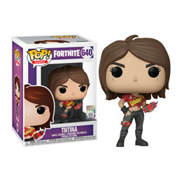 FIGURINE FUNKO POP FORTNITE TNTINA