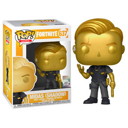 FIGURINE FUNKO POP MIDAS METALLIC
