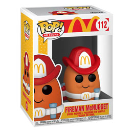 FUNKO POP MCDONALD'S AD ICONS FIREMAN NUGGET