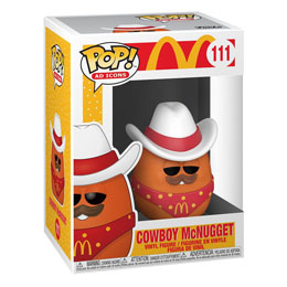 FUNKO POP MCDONALD'S AD ICONS COWBOY NUGGET