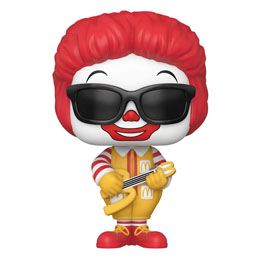 Photo du produit FUNKO POP MCDONALD'S AD ICONS ROCK OUT RONALD Photo 1