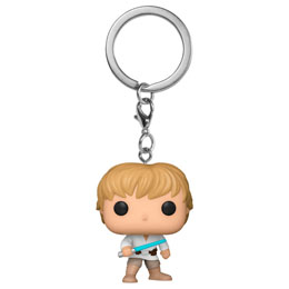 STAR WARS PORTE-CLÉS POCKET POP! LUKE