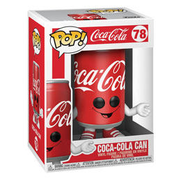 FIGURINE FUNKO POP ICONS COCA-COLA CAN