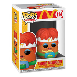 FUNKO POP MCDONALD'S AD ICONS TENNIS NUGGET