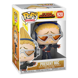 MY HERO ACADEMIA FUNKO POP! PRESENT MIC