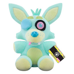 FIVE NIGHTS AT FREDDY'S SPRING COLORWAY PELUCHE FUNKO FOXY 15 CM