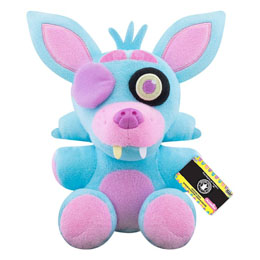 FIVE NIGHTS AT FREDDY'S SPRING COLORWAY PELUCHE FUNKO FOXY 15 CM  VERS. B